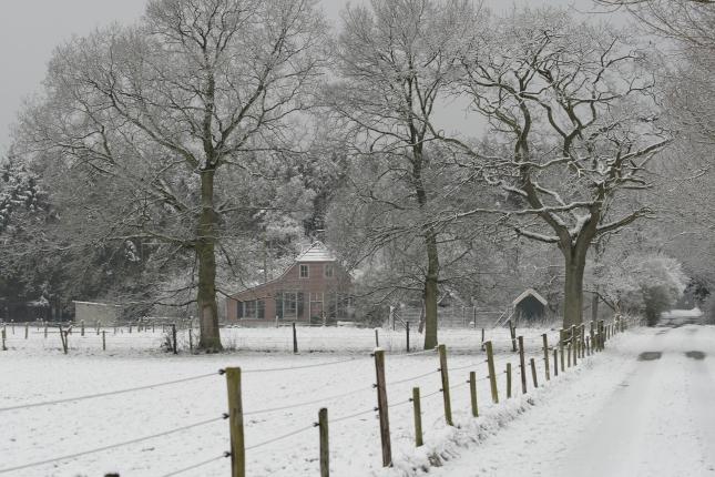 IMG_5308 schotweg 2e paasdag in sneeuw