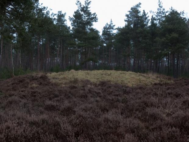 prehistorische grafheuvel