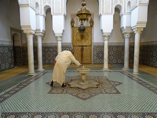 Meknes, Mausoleum van Moulay Ismaïl