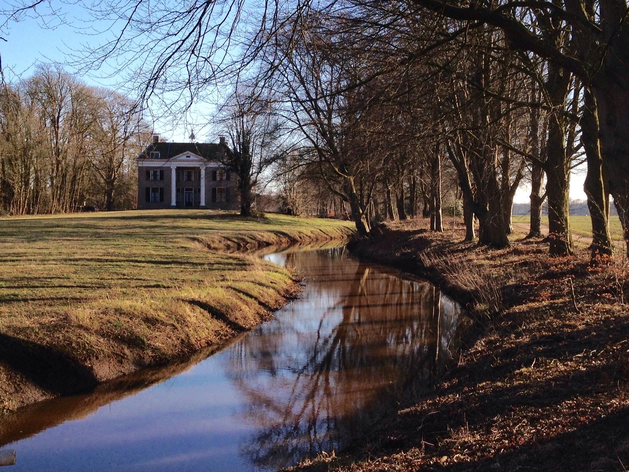 Einde Van Een Werkdag Op Pad Weblog Van Klaske De Jong
